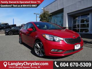 Used 2015 Kia Forte 2.0L EX *ACCIDENT FREE*ONE OWNER* BC CAR* for sale in Surrey, BC
