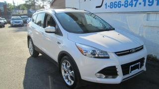 Used 2013 Ford Escape Titanium for sale in Richmond, ON