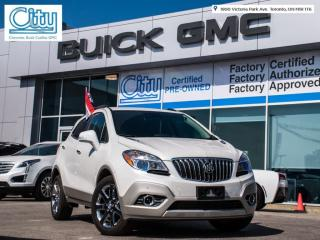 Used 2016 Buick Encore Premium for sale in North York, ON