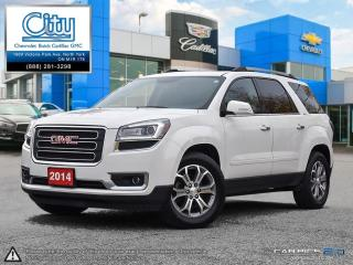 Used 2014 GMC Acadia SLT1 for sale in North York, ON