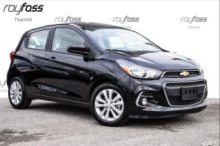 Used 2017 Chevrolet Spark LT **FREE SNOW TIRES** Rear Camera Bluetooth for sale in Thornhill, ON