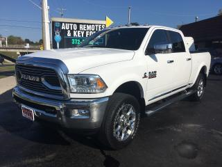 Used 2017 RAM 2500 Limited for sale in Cobourg, ON