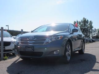 Used 2010 Toyota Venza LIMITED V6 AWD / PANO ROOF / ACCIDENT FREE for sale in Newmarket, ON