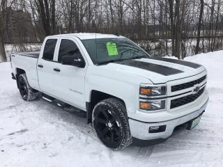 Used 2015 Chevrolet Silverado 1500 LT Only 38955 km Rally Edition for sale in Perth, ON