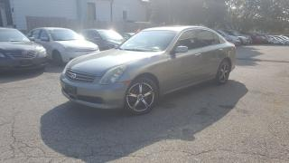 Used 2006 Infiniti G35X Luxury for sale in Cambridge, ON