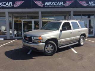 Used 2002 GMC Yukon SLE AUTO AWD A/C CRUISE 287K for sale in North York, ON