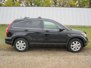 Used 2007 Honda CR-V EX-L for sale in Melfort, SK