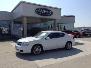 Used 2013 Dodge Avenger SXT / NO PAYMENTS FOR 6 MONTHS !! for sale in Tilbury, ON