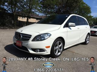 Used 2013 Mercedes-Benz B-Class 250 Sports Tourer for sale in Stoney Creek, ON