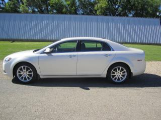 Used 2010 Chevrolet Malibu LTZ for sale in Melfort, SK