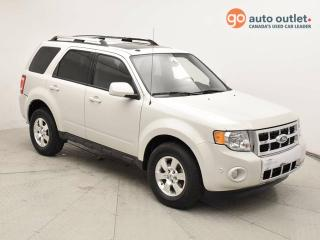 Used 2012 Ford Escape Limited for sale in Edmonton, AB