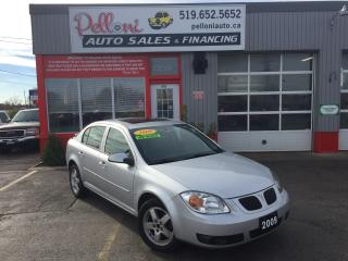 Used 2009 Pontiac G5 SE|SUNROOF|BLUETOOTH|NO ACCIDENTS for sale in London, ON