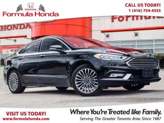 Used 2017 Ford Fusion SE | ALL WHEEL DRIVE | NAVIGATION for sale in Scarborough, ON