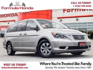 Used 2009 Honda Odyssey EX | MINT CONDITION | GREAT VALUE! for sale in Scarborough, ON