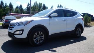 Used 2016 Hyundai Santa Fe SPORT for sale in Parksville, BC