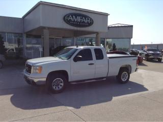 Used 2011 GMC Sierra 1500 4X4 / EXT CAB / NO PAYMENTS FOR 6 MONTHS !! for sale in Tilbury, ON
