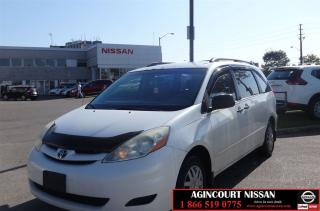 Used 2006 Toyota Sienna CE |AS-IS SUPER SAVER| for sale in Scarborough, ON