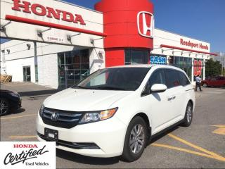 Used 2014 Honda Odyssey EX, low mileage, roadsport original vehicle for sale in Scarborough, ON