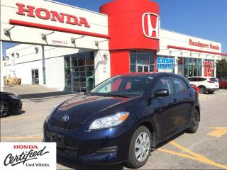 Used 2013 Toyota Matrix Base (A4), very very low mileage for sale in Scarborough, ON