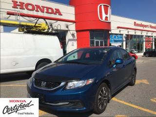 Used 2013 Honda Civic EX, low kms, stick shift for sale in Scarborough, ON