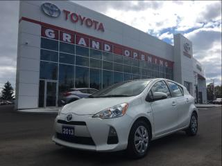 Used 2013 Toyota Prius c Base for sale in Pickering, ON