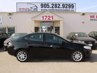 Used 2013 Dodge Dart Alloys, WE APPROVE ALL CREDIT for sale in Mississauga, ON