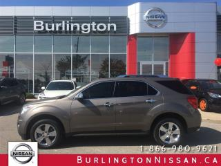 Used 2012 Chevrolet Equinox LTZ for sale in Burlington, ON