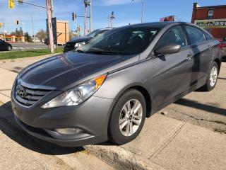 Used 2012 Hyundai Sonata GLS - SAFETY & WARRANTY INCLUDED for sale in Cambridge, ON
