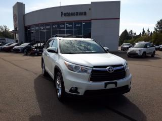 Used 2016 Toyota Highlander LIMITED  for sale in Ottawa, ON