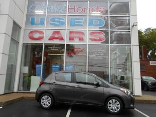 Used 2016 Toyota Yaris LE AUTO HATCHBACK for sale in Halifax, NS