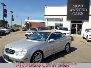 Used 2005 Mercedes-Benz CLK 5.5L AMG for sale in Kitchener, ON