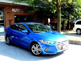 Used 2017 Hyundai Elantra SE,BackUp Cam , EXTRA WINTER TIRES ,LOW KM, CERT for sale in Concord, ON
