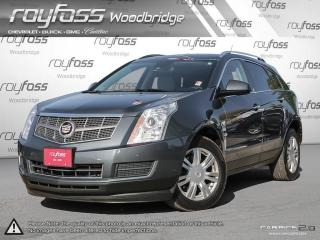 Used 2010 Cadillac SRX LEATHER.NO ACCIDENTS. ALL WHEEL DRIVE for sale in Woodbridge, ON