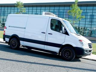 Used 2013 Mercedes-Benz Sprinter REEFER|NAVI|REARCAM|DVD|RUNNING BOARDS|ALLOYS for sale in Scarborough, ON