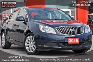 Used 2016 Buick Verano Base for sale in Pickering, ON