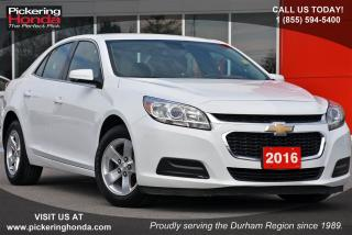 Used 2016 Chevrolet Malibu LT BLUETOOTH POWER PACKAGE for sale in Pickering, ON