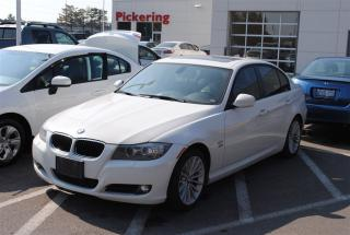 Used 2011 BMW 328 i xDrive LEATHER SUNROOF NAVIGATION for sale in Pickering, ON