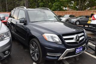 Used 2014 Mercedes-Benz GLK-Class GLK250 BlueTEC 4MATIC for sale in Pickering, ON