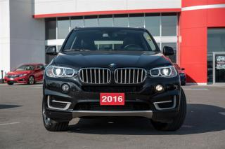 Used 2016 BMW X5 xDrive35i LEATHER SUNROOF NAVIGATION for sale in Pickering, ON