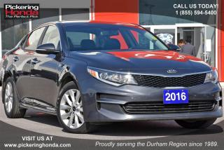 Used 2016 Kia Optima LX HEATED SEATS BLUETOOTH REAR CAMERA for sale in Pickering, ON