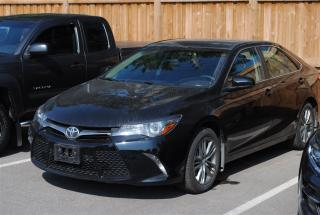 Used 2017 Toyota Camry SE BLUETOOTH HEATED SEATS REAR CAMERA for sale in Pickering, ON