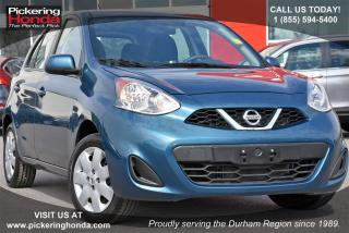 Used 2016 Nissan Micra SV BLUETOOTH POWER PACKAGE for sale in Pickering, ON