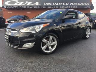 Used 2012 Hyundai Veloster . for sale in St Catharines, ON