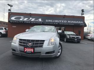 Used 2009 Cadillac CTS 3.6L w/1SA for sale in St Catharines, ON