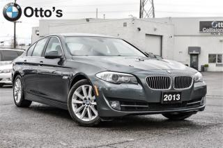 Used 2013 BMW 528 i xDrive for sale in Ottawa, ON