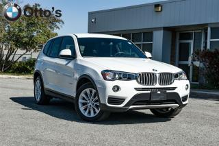 Used 2015 BMW X3 xDrive28d for sale in Ottawa, ON