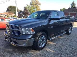 Used 2015 Dodge Ram 1500 Big Horn  CREW  4X4  6.5' BOX for sale in Belmont, ON