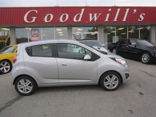 Used 2015 Chevrolet Spark PREVIOUS DAILY RENTAL! BLUETOOTH! for sale in Aylmer, ON