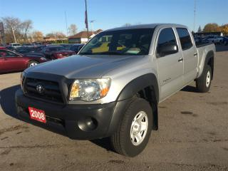 Used 2008 Toyota Tacoma CREW CAB! 4X4! for sale in Aylmer, ON