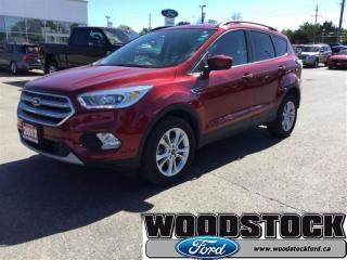Used 2017 Ford Escape SE Certified PRE Owned,  1.99 OAC, 201A, 4WD, Sunr for sale in Woodstock, ON